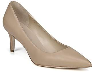 Via Spiga Gya Pointed Toe Leather Pump - Wide Width Available