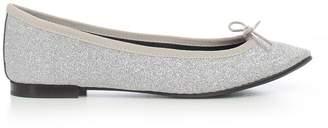 Repetto Bow Detail Ballerinas