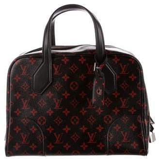 Louis Vuitton Monogram Infrarouge Dora MM