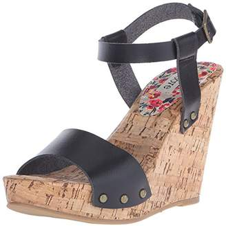 Groove Women's Adriana Wedge Sandal