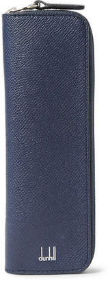Dunhill Cadogan Full-Grain Leather Pencil Case
