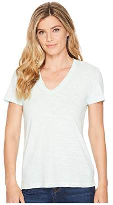 Mod-o-doc Women's Cotton Slub Jersey T-Shirt