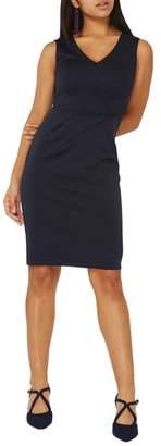 Dorothy Perkins Scuba Pencil Dress