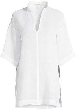Eileen Fisher Women's Organic Linen Tunic