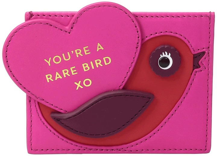 Kate Spade Kate Spade New York - Be Mine Valentines Hangtag Card Holder Wallet