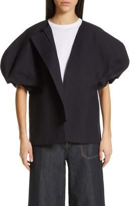 Sofie D'hoore Clock Puff Sleeve Jacket