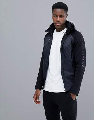 Peak Performance Tech Storm Jacket In Black