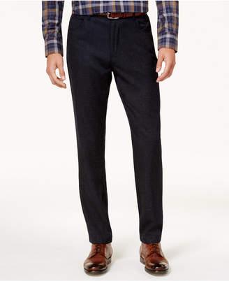 Ryan Seacrest Distinction Ryan Seacrest DistinctionTM Men's Modern-Fit Charcoal Gray Dress Pants, Created for Macy's