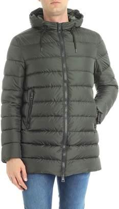 Herno Drawstring Padded Jacket