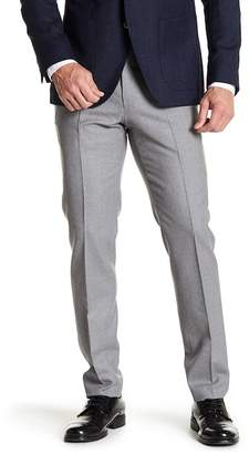 BOSS Genesis Flat Front Solid Pants