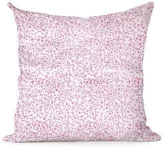 India Amory Petal Alpine Pillowcase