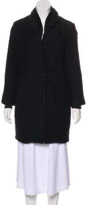 Elizabeth and James Textured Short Coat