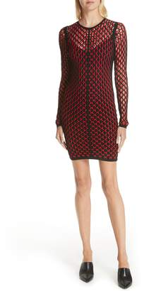 Rag & Bone Wes Layered Body-Con Dress