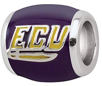 Persona Sterling Silver East Carolina University Beads and Charms