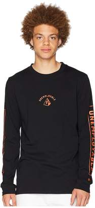 Globe UE Pyramid Long Sleeve Tee Men's T Shirt