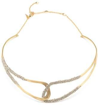 "Alexis Bittar Freeform Collar Necklace, 13"""