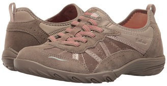 SKECHERS - Empress Women's Lace up casual Shoes $60 thestylecure.com