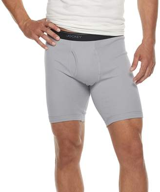 Jockey Men's 3-pack + 1 Bonus StayCool+ Midway Briefs
