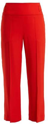 Sportmax Nepeta Trousers - Womens - Red