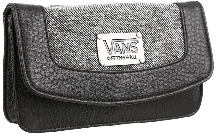 Vans Precinct Wallet (Black) - Bags and Luggage