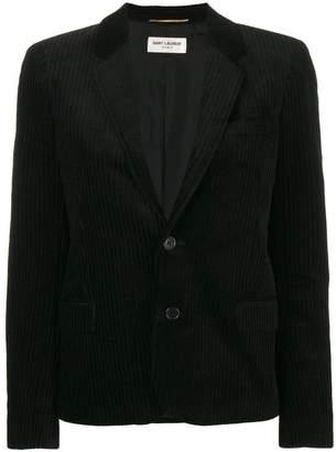 Saint Laurent velvet corduroy jacket