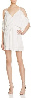 Lovers + Friends Monaco Cold-Shoulder Dress $158 thestylecure.com