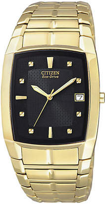 Citizen Men's Gold Stainless Steel Watch