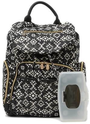 Fisher-Price Shiloh Signature Diaper Backpack