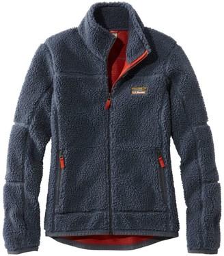 L.L. Bean L.L.Bean Women's Mountain Pile Fleece Jacket
