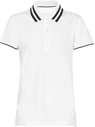 Tory Sport Cotton-blend polo shirt