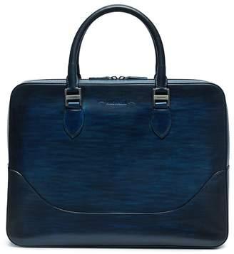 Magnanni 'Business' calfskin leather briefcase
