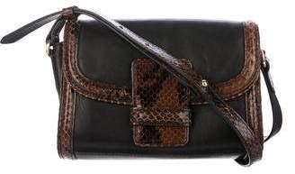 Dries Van Noten Mini Leather Crossbody Bag