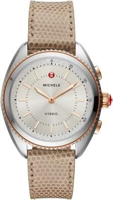 Michele Hybrid Tracker Smart Watch, 38mm