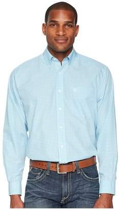 Ariat Kendall Plaid Shirt Men's Long Sleeve Button Up