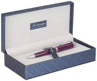 Murano Montegrappa Ducale Violet Ballpoint Pen