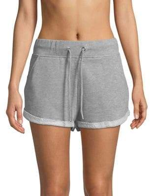 Ivy Park Chenille Logo Shorts