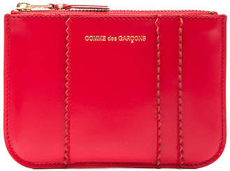 Comme des Garcons Raised Spike Small Pouch