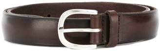 Orciani slim buckled belt