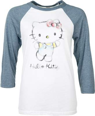 Hello Kitty TruffleShuffle Womens Baseball T Shirt