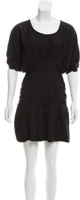 Etoile Isabel Marant Short Sleeve Mini Dress