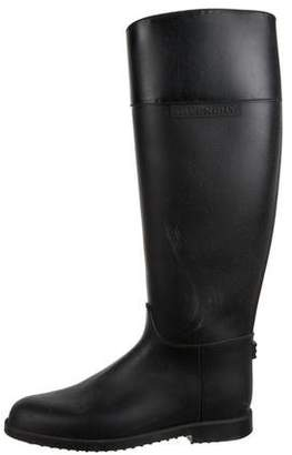 Givenchy Rubber Rain Boots