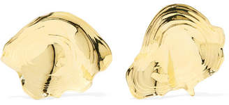 Leigh Miller - Padina Gold-tone Earrings