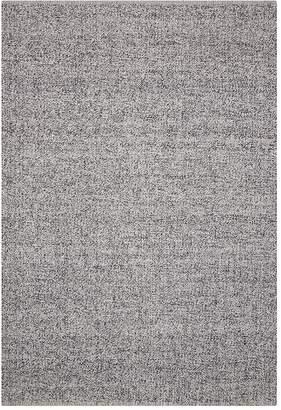 Calvin Klein Tobiano CK39 Rug Polyester Cotton Blend Carbon XL