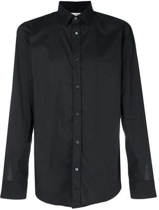 Mauro Grifoni long-sleeve fitted shirt