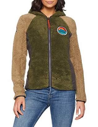 Napapijri Women's Yupik Hooded Jacket, (Multicolour M98)