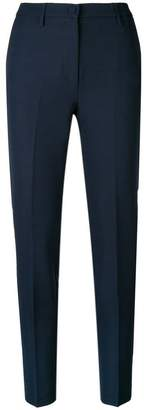 Blumarine slim fit trousers