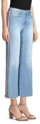 L'Agence Danica Cropped Denim Jeans