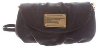Marc Jacobs Leather Flap Crossbody Black Leather Flap Crossbody