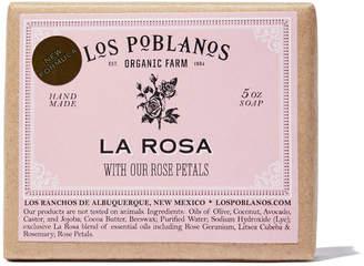 Los Poblanos La Rosa Bar Soap
