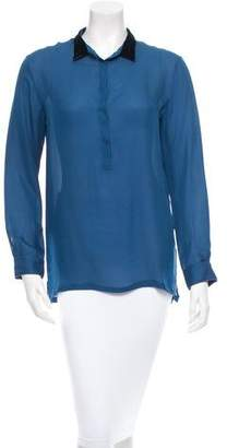 Giada Forte Silk Top w/ Tags